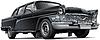 Sowjet Luxus-Auto