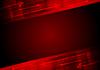 Vektor Cliparts: Red-Tech-Bewegung Hintergrund mit Pfeilen