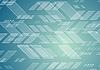 Vektor Cliparts: Abstract blue tech geometrischen Hintergrund