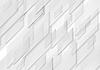 Vektor Cliparts: Weiße und graue Tech-Bewegung Formen Design