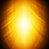 Vektor Cliparts: Glänzend orange abstrakter Hintergrund wellig