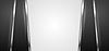 Vektor Cliparts: Schwarze und weiße Hintergrund mit silbernen Streifen