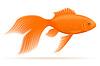 Vektor Cliparts: Aquarienfische