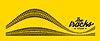 Векторный клипарт: следы шин