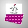 liebe Pflege Logo-Vorlage
