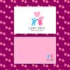 Liebe-Logo-Vorlage