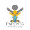 Eltern lieben Pflege logo