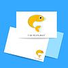 Векторный клипарт: рыбный ресторан карта