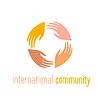 Векторный клипарт: международное сообщество