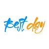 Vektor Cliparts: der beste Tag