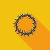 Krone von Dornen - Symbol