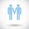 Homosexuell Zeichen