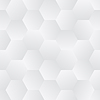 Seamless Tile of Tessellated Hexagons with | 向量插图