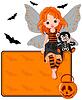Wenig Halloween-Fee