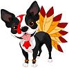 Thanksgiving-Boston Terrier