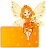 Little Fairy Tischkarte