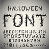 Scary Schrift