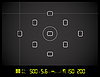 Векторный клипарт: Экран видоискателя камеры