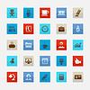 Büro-Icons