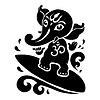 Hindu-Gott Ganesha
