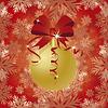 Векторный клипарт: Новый год зима бесшовного фона, вектор