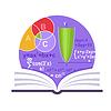 Mathematik Emblem | Stock Vektrografik