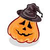 Vektor Cliparts: Happy Halloween