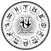 Vektor Cliparts: Sternzeichen, Horoskop