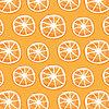 Vektor Cliparts: Aquarell Orangen Hintergrund