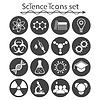 Векторный клипарт: Наука
