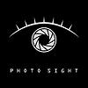 Векторный клипарт: Фото глаз логотип шаблон