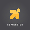 Векторный клипарт: Стремление логотип шаблон