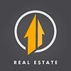Immobilien logo | Stock Vektrografik
