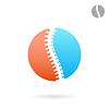 Векторный клипарт: Логотип лечение позвоночника