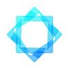 Векторный клипарт: Мозаика прямоугольник геометрический икона