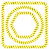 Векторный клипарт: Кабельное Рамки