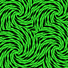 Векторный клипарт: Зеленый конфеты фон