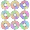 Векторный клипарт: Красочные Реалистичные Компакт-диски