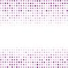 Векторный клипарт: Полутона Шаблоны. Розовый пунктирная фон