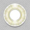 Векторный клипарт: Керамические декоративные пластины на Грей