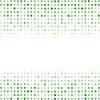 Векторный клипарт: Пунктирная зеленый фон. Полутона Pattern