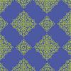 Векторный клипарт: Желтый текстуры на синий