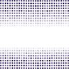 Векторный клипарт: Точечный синий фон. Полутона Pattern