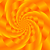 Векторный клипарт: Золотая спираль фона. Fractal Pattern