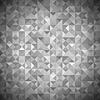 Векторный клипарт: Фон с геометрическими треугольниками. Старый Мозаика