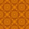 Векторный клипарт: Бесшовные текстуры на Orange. Элемент дизайна