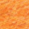 Векторный клипарт: Кирпичная стена оранжевый камень предпосылки