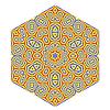 Векторный клипарт: Орнамент. Творческий Декоративные Символ
