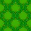 Векторный клипарт: Зеленый Бесшовные шаблон Многоугольная