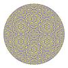 Векторный клипарт: Декоративные Круглый Pattern